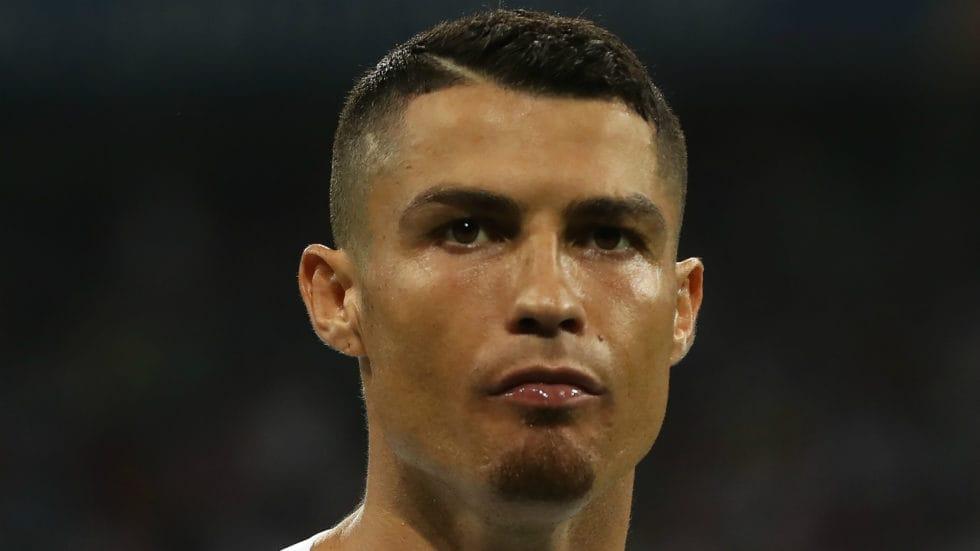 Sassuolo Mot Juventus: Cristiano Ronaldo Med Sitt Første Serie A-mål For Juventus