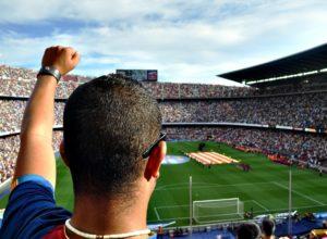 Fotballreiser er populært